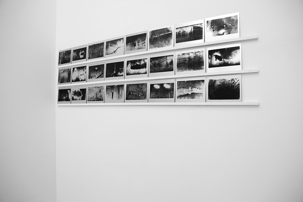 Antony Cairns, LDN3, 2013-14 (printed 2015-2016). Silver gelatin prints on aluminium, 18.5 x 23 cm each, edition of 3. © Ollie Hammick