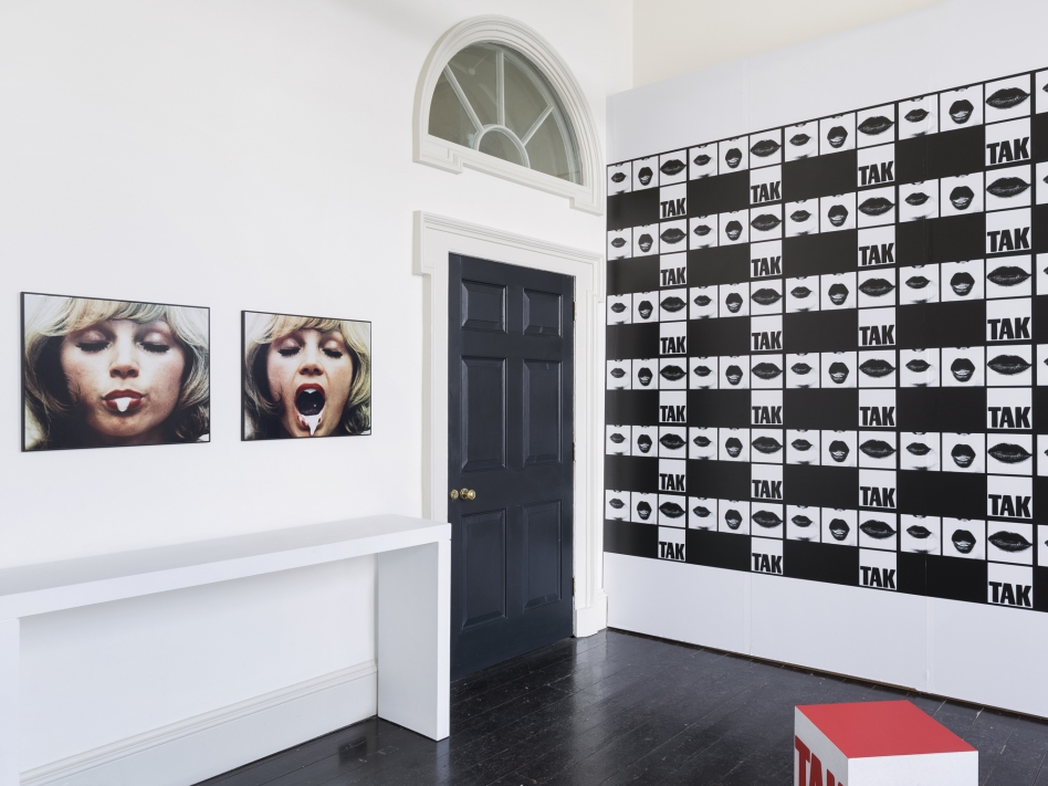 Natalia LL, installation view, Roman Road booth A6, Photo London, London, 18 May - 21 May 2017. Courtesy of Roman Road and the artist. © Ollie Hammick