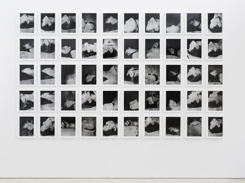 Daisuke Yokota: Emergence, installation view, Roman Road, London, 28 September - 11 November 2017. Courtesy of Roman Road and the artist. © Ollie Hammick