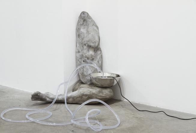 Alix Marie, La Femme Fontaine, 2017