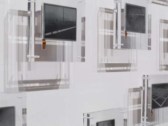 Shape of Light: 100 Years of Photography and Abstract Art, installation view, Tate Modern, London, 02 May – 14 October 2018. Courtesy of Roman Road. © Ollie Hammick